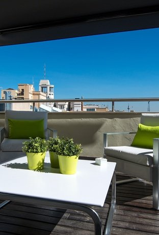 Terrazza  VINCCI CENTRUM Madrid