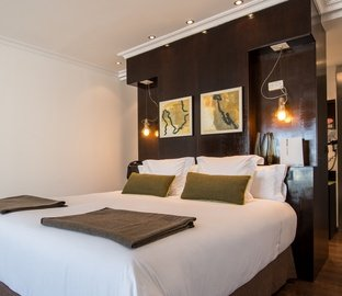 Junior Suite  VINCCI CENTRUM Madrid